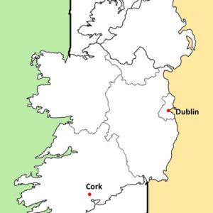 Kurzy angličtiny pro děti, rodiny, mládež - Irsko