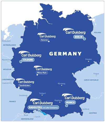 mapa carl duisberg