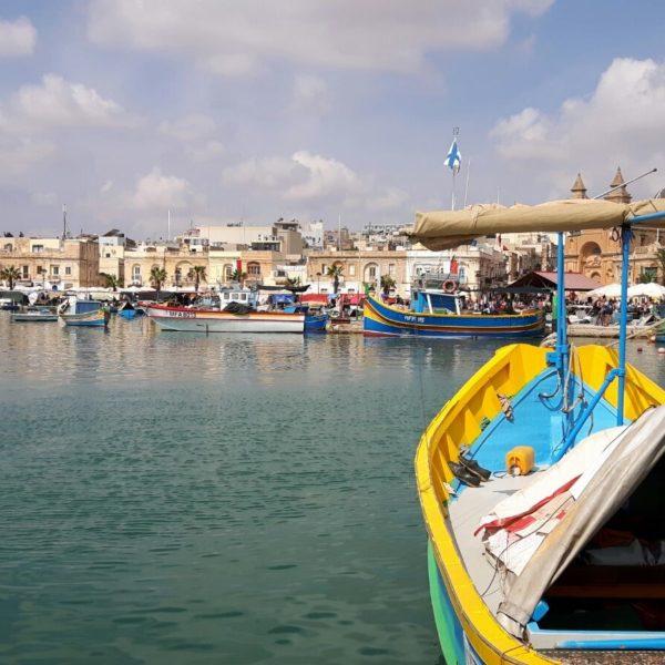 GSE Malta – Marsaxlokk Fishing Village 2