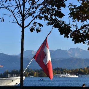 Anglický kemp ve Švýcarsku